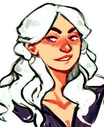 Khaleesi by rocketcica