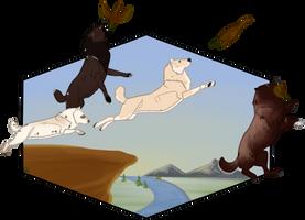 Leap of Faith by Crissiesaurus