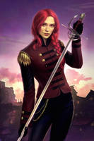 Fawn Holmwood by Cher-Ro