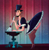 Babe Lincoln by RoboChandler