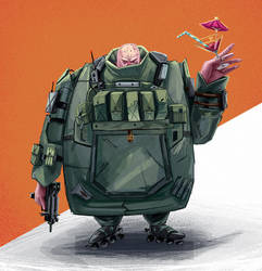 140922 Fatman by RoboChandler