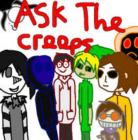 Ask The Creeps by ryuukoTheOCDrawer