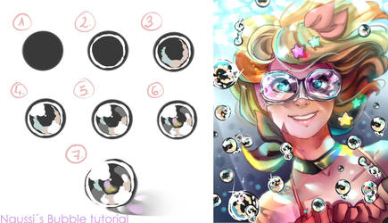 Bubbles tutorial! by Naussi