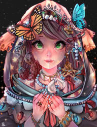 Butterfly by Naussi