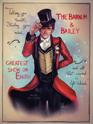 The Greatest Showman by Naussi