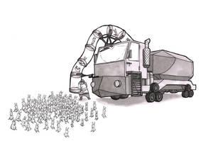 Bunnivac Utility Vehicle by HyraxAttax