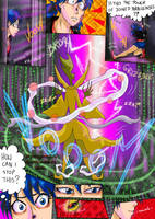 Ladybug vs Chat (Noir) Blanc page 52 by Ankyuubi