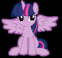 Alicorn Twilight Sparkle by ValiChan
