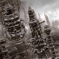 the Primitive City by meats