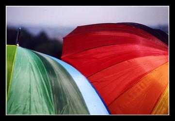 Umbrella Colours again by sunnie