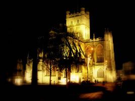 Bath Abbey by sunnie