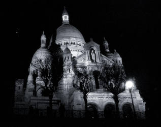 SacreCoeur by sunnie