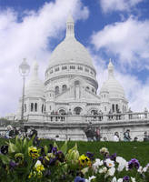 Sacre Coeur by sunnie