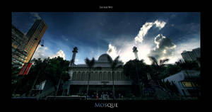 Mosque by geckokid