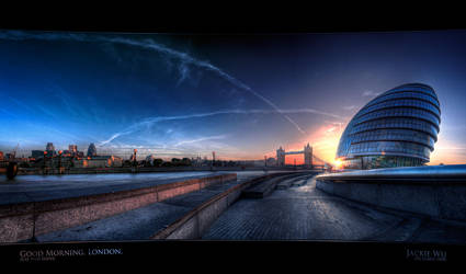 Good Morning, London. by geckokid