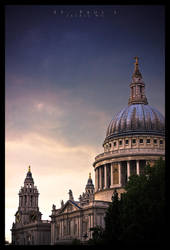 St. Paul's by geckokid