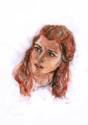 Ygritte by Linheha