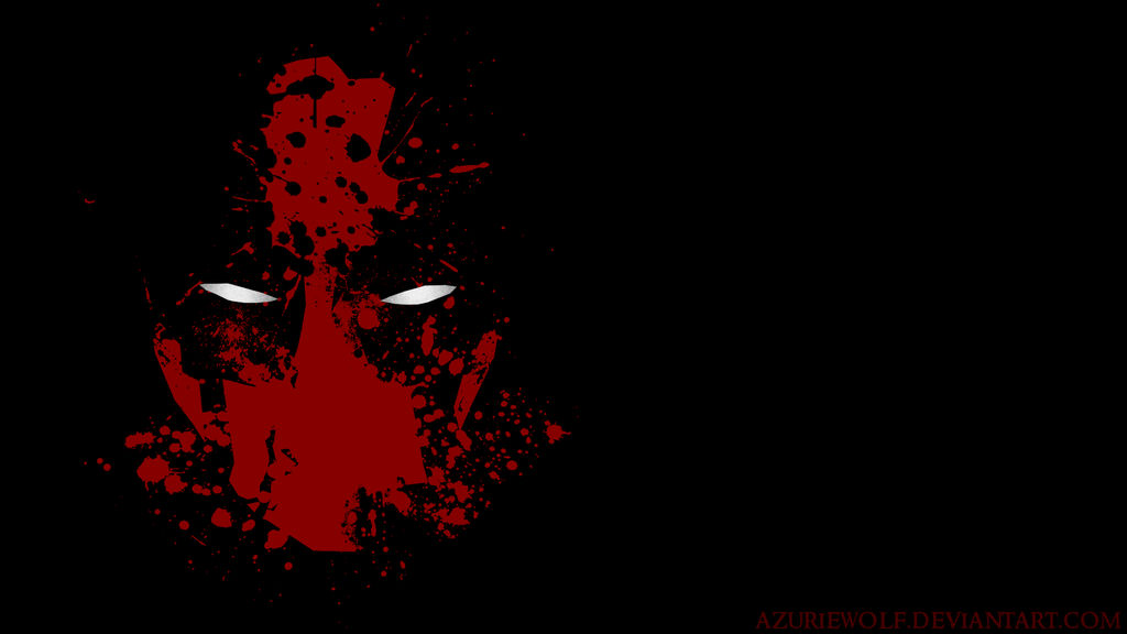 Deadpool Wallpaper By Azuriewolf On Deviantart