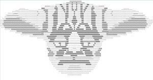 Yoda face by RRedolfi