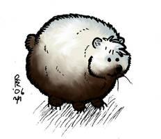 podiak bears are FUZZY by RRedolfi