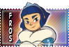 She-Ra Reboot - Frosta - Stamp 3 by Pin-eye