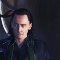 Loki Laufeyson by vilfaras