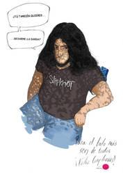 Friend Cartoon #3 by Corati