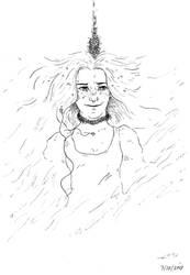 The Motive - Inktober Day 3 by Corati