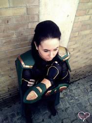 [THOR] Loki - Thor Ragnarok by uchiha3233itachi
