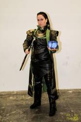 [AVENGERS] Loki by uchiha3233itachi