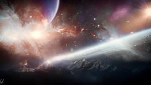 Space v.2 by Savvid