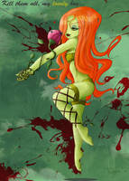 Poison Ivy by Puru2