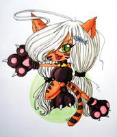 Chibi-chat by Puru2