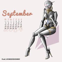 Miss september by Puru2