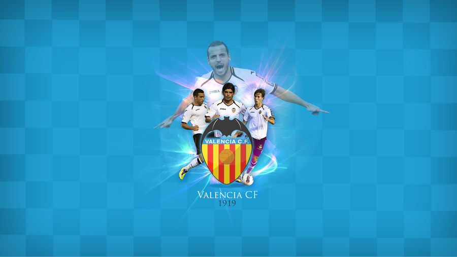 Valencia Cf Wallpaper By Johajairo On Deviantart