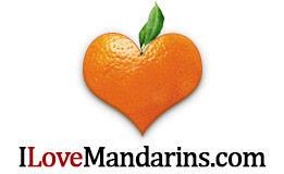 I Love Mandarins by chrisjanusdesign