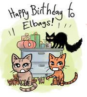 Happy Birthday El by jjnaas