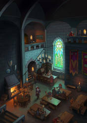 Tavern by jjnaas