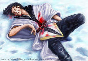 Fallen hero - final by Mangalore