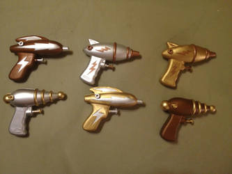 Steampunk Squirters 3 by pyrodice