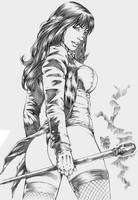 Zatanna Power by MARCIOABREU7