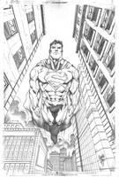 Superman by MARCIOABREU7