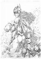 Thor by MARCIOABREU7