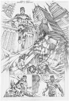 Batman vs Superman 01 by MARCIOABREU7