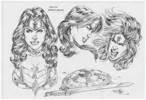 Designer Wonder Woman by MARCIOABREU7
