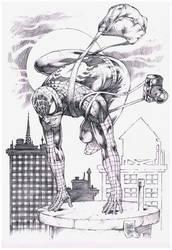 Spiderman by MARCIOABREU7