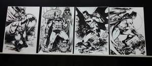 Batman's Marcio Abreu by MARCIOABREU7