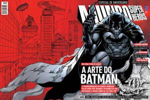 COVER MAGAZINE (BRAZIL) by MARCIOABREU7