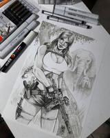 Tomb Raider - Marcio Abreu by MARCIOABREU7