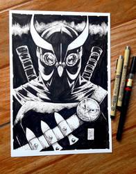 Talon - DC Comics by MARCIOABREU7